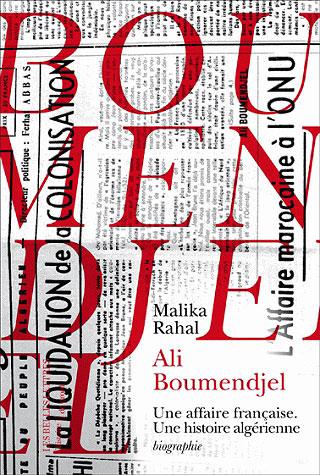 Couverture du livre de Malika Rahal