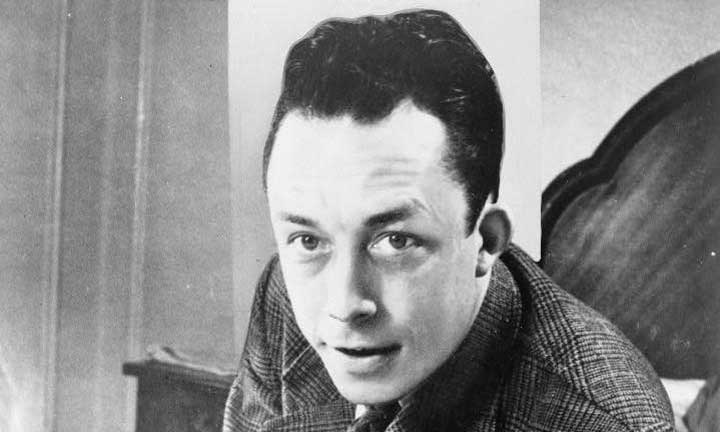 Albert Camus, © wikipedia