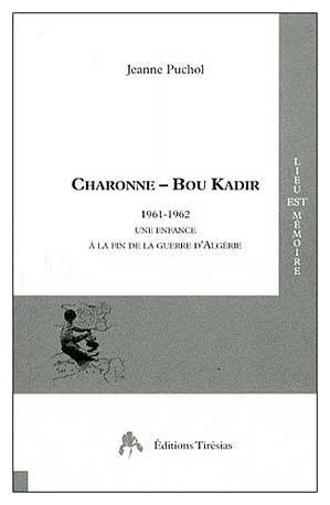 Bande dessinée 'Charonne - Bou Kadir' de Jeanne Puchol