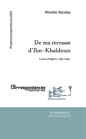 De ma terrasse d'Ibn Khaldoun