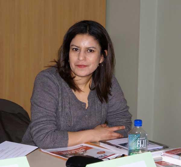 Linda Amiri, Belfort, AG et Colloque du 15-16-17/03/2013