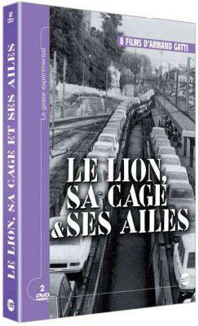DVD film d'Armand Gatti - Le lion, sa cage et ses ailes