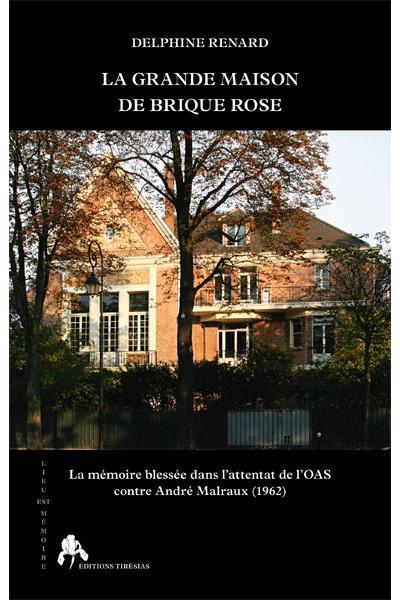 La grande maison en brique rose