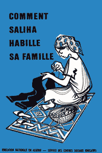 Comment Saliha habille sa famille