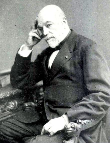 Ismaÿl Urbain, 1868
