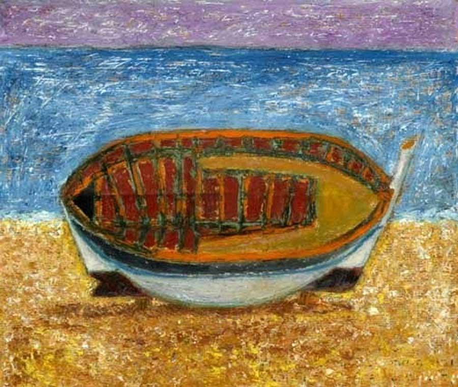 Maisonseul, Barque de Chiffalo, 1948